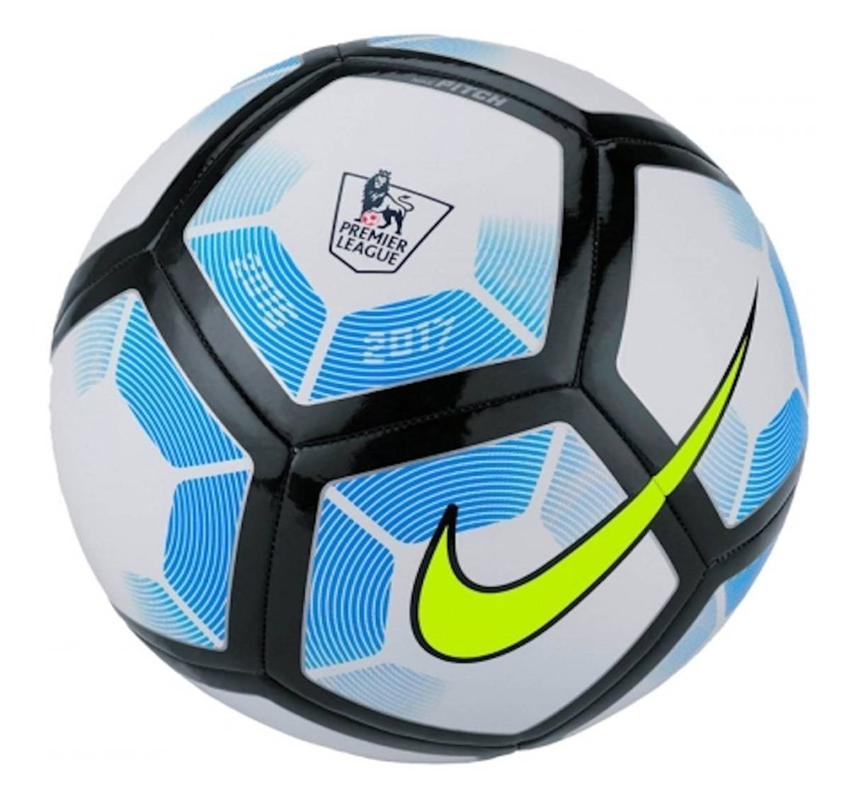 NIKE NEW STRIKE BPL FOOTBALL – WHITE/BLUE (SZ5) | Sports ...