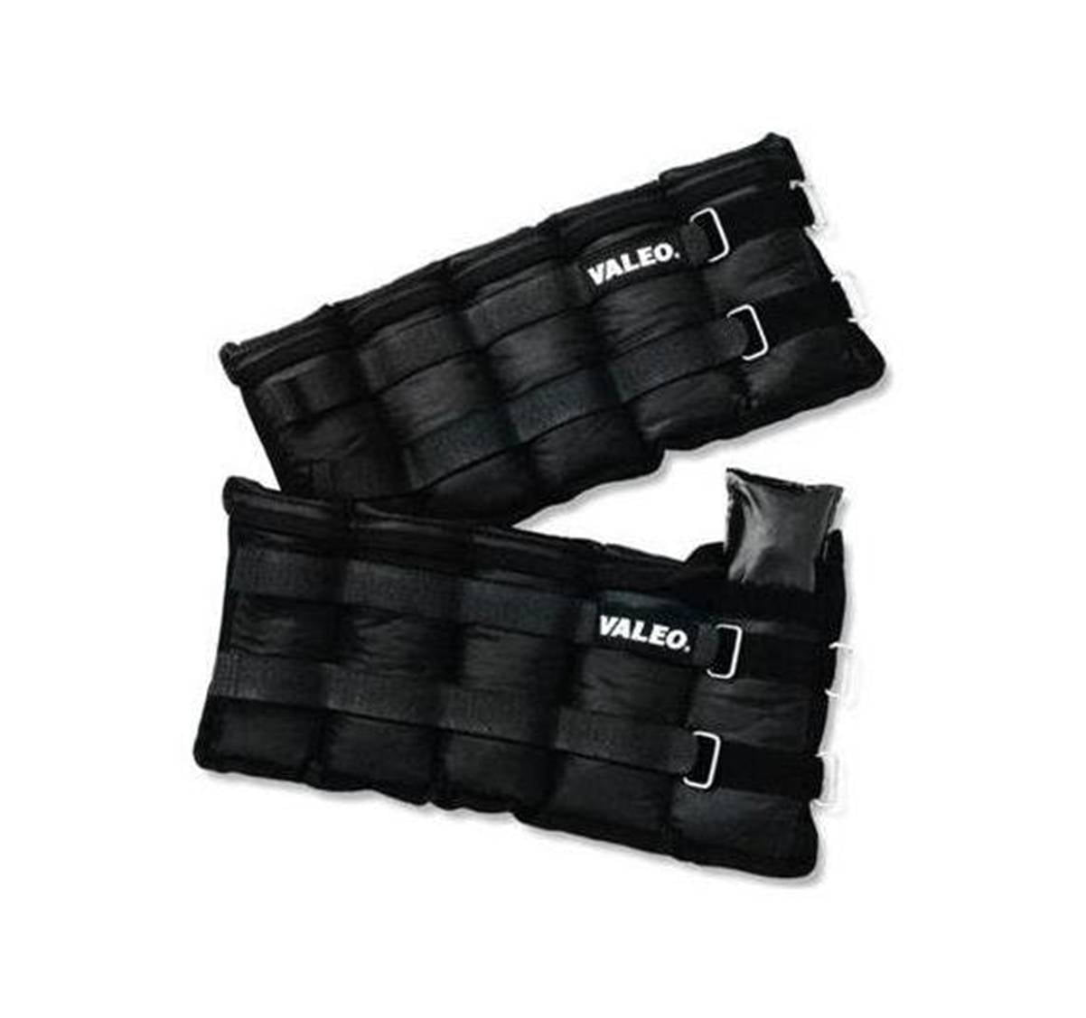 Best Adjustable Wrist Weights: Valeo Adjustable Ankle/Wrist Weights: 10lb