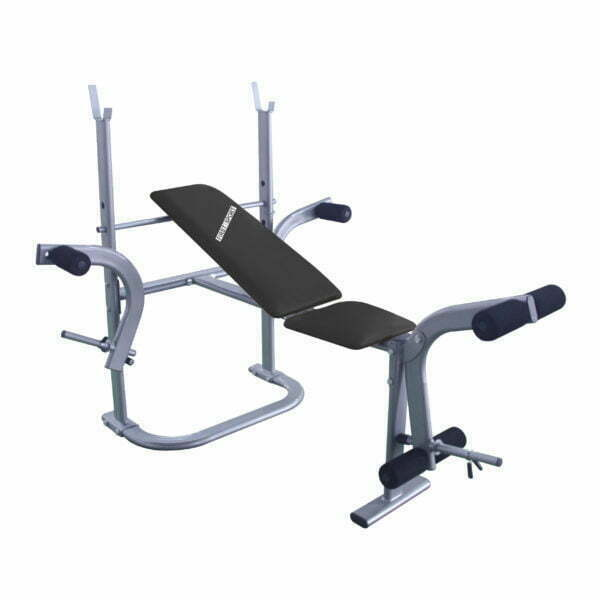 28303201 – BH3032 Weight Bench Oval – Black