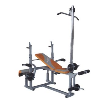 First Sport BH1021 Weight Bench w/o Barbel 1