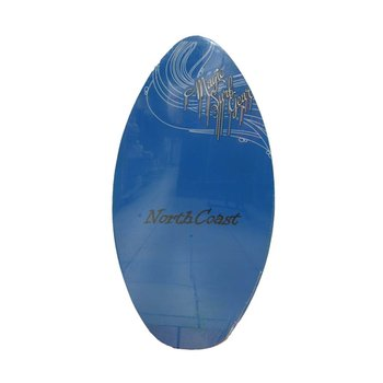 "North Coast 39"" Skim Board: Blue 1"