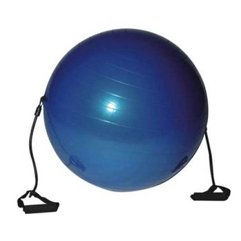 Iron Master 7407 Gym Ball 65cm w/Strap & F/Pump 1