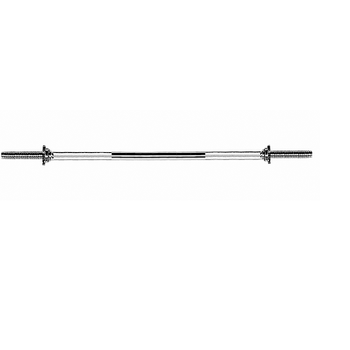 Standard Straight Bar 6′ with Spin-Lock Collars 1