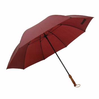 Wilson Golf Umbrella: Burgundy 1