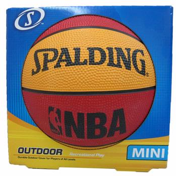 Spalding NBA Basketball | Size 3 1