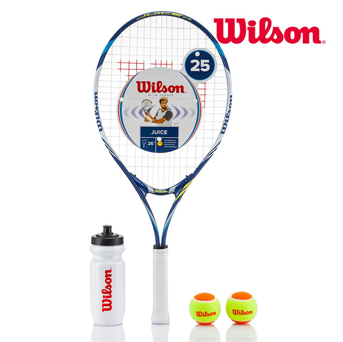 WRT291600 Juice Tennis Set 25 Jnr –