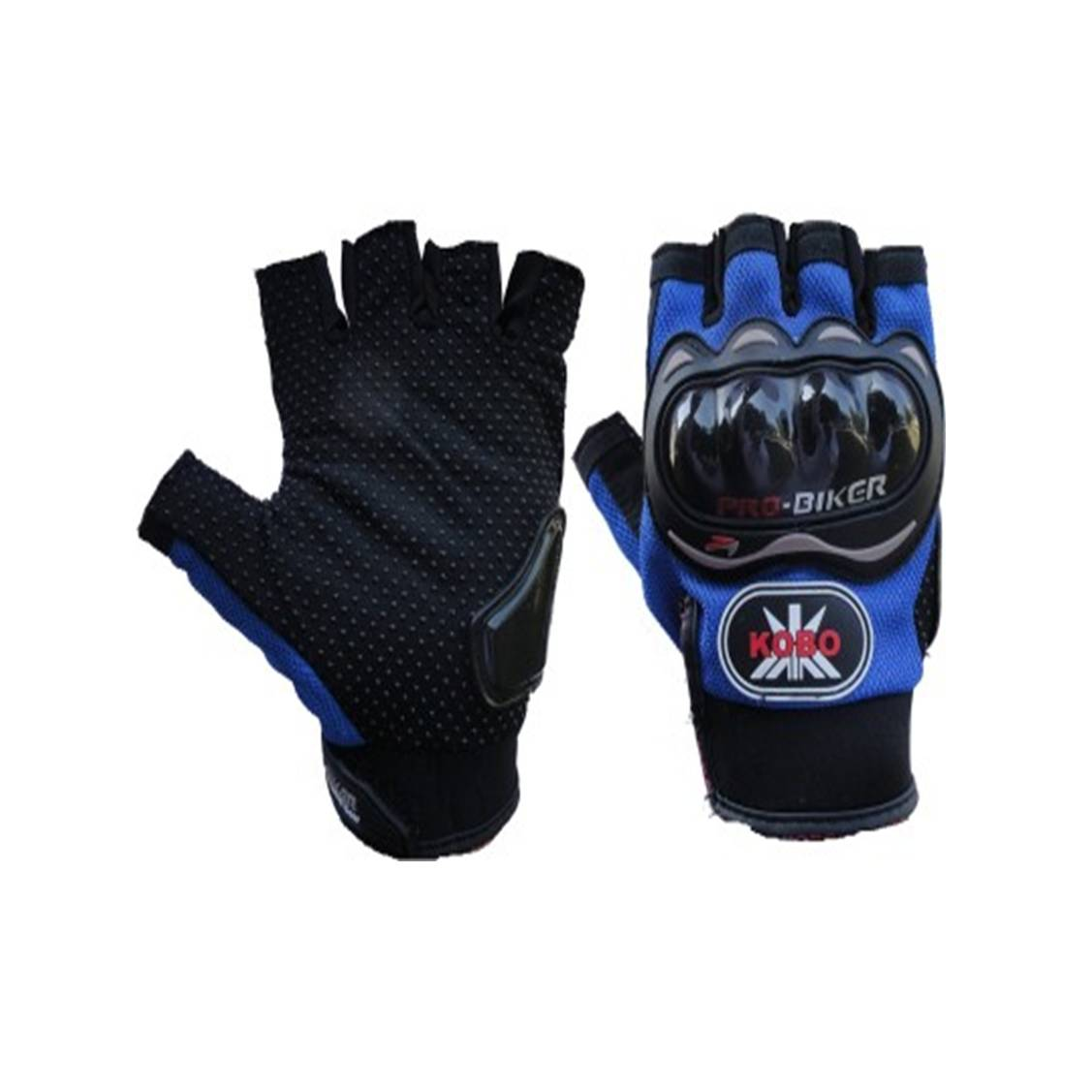 3810 cycling glove blue
