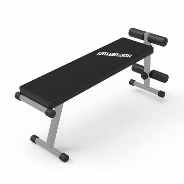21211601 – SUB1160A Sit Up Bench – Black