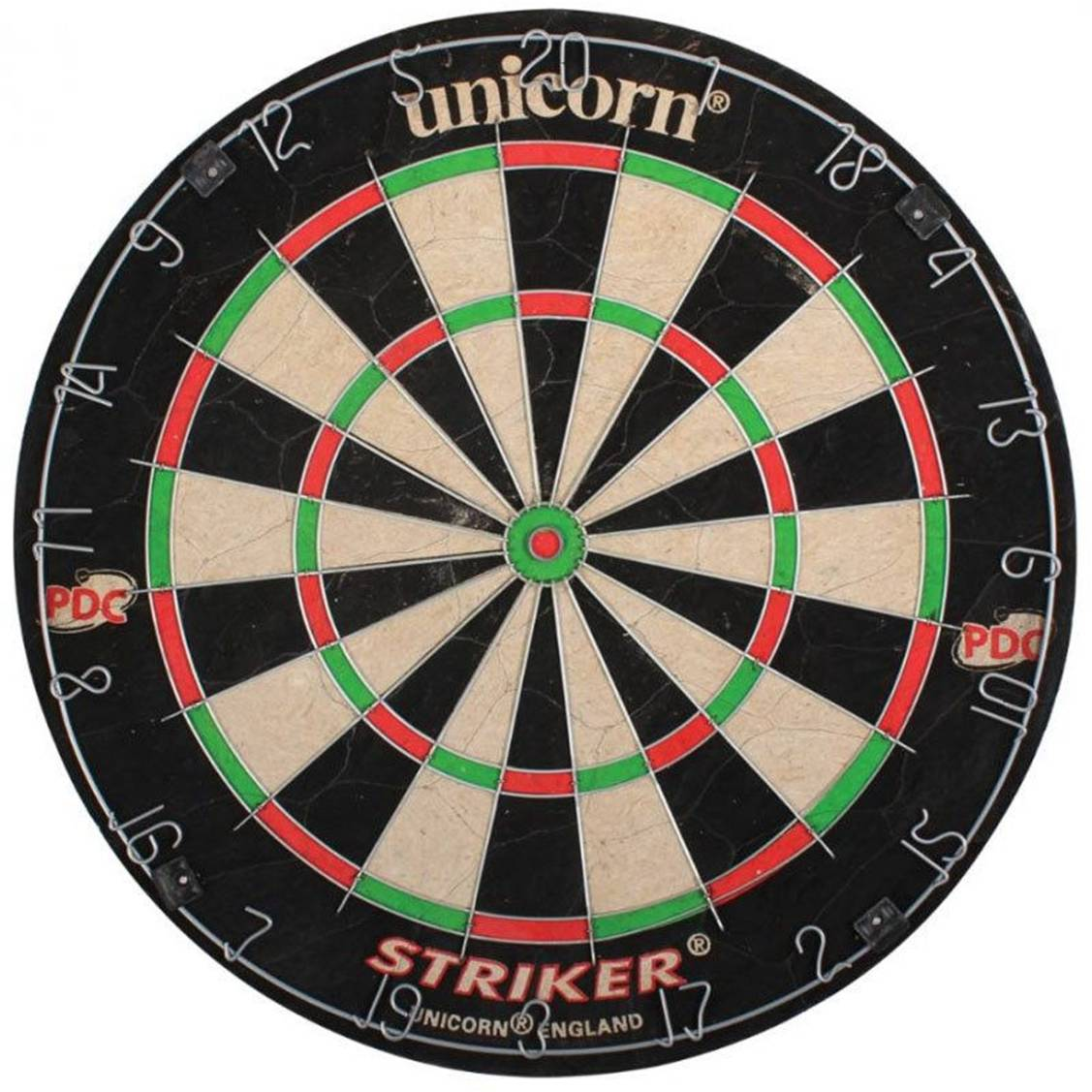 STRIKER DARTBOARD – UNICORN
