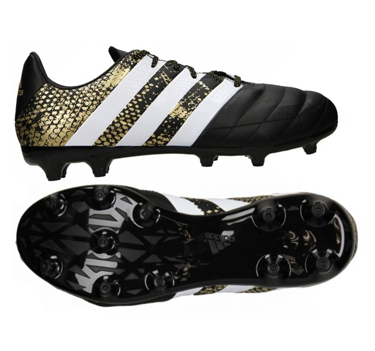 buy online fff13 e4ca3 ADIDAS MESSI 16.3 LEATHER FG: MEN     Sports and Games Ltd.