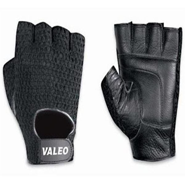 Dam Leather Weight Lifting Gym Gloves Real Leather Women S: Valeo Ladies Weight Lifting Gloves