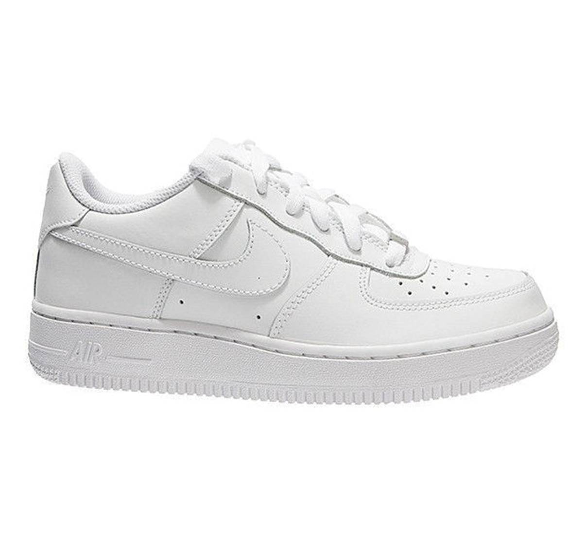 los angeles 42e8e 091f3 Nike Air Force 1 Kids  White   Sports and Games Ltd.