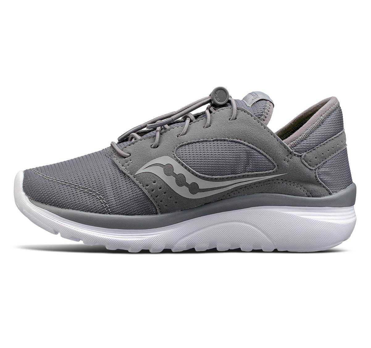 Sale Saucony Kineta Relay Grey Blue Women Sports