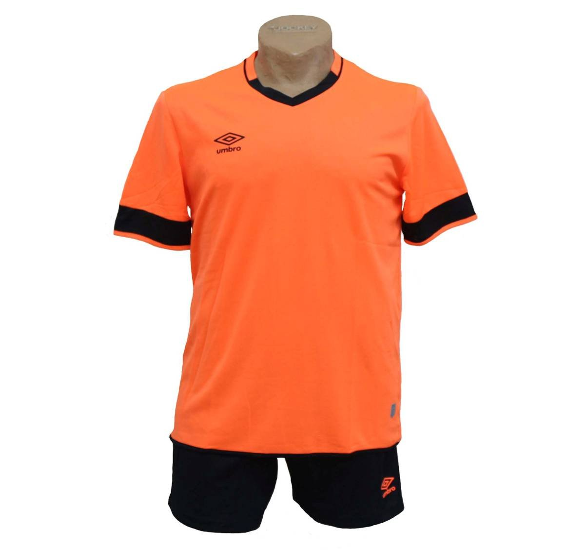 0277ddae45e8 Umbro Football Kit  Orange Black