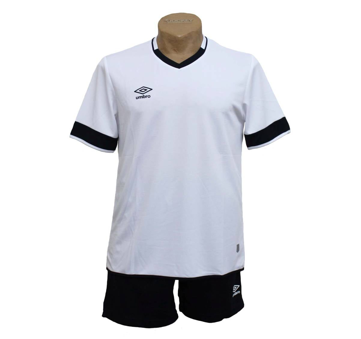 0afda1c6e93 Umbro Football Kit  White Black (5171001)