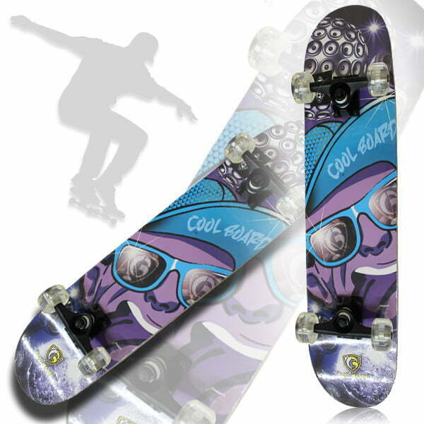 Cool Dude Skateboard 24301325@