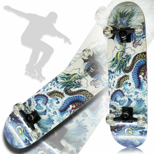 Sea Dragon Skateboard 24301321@