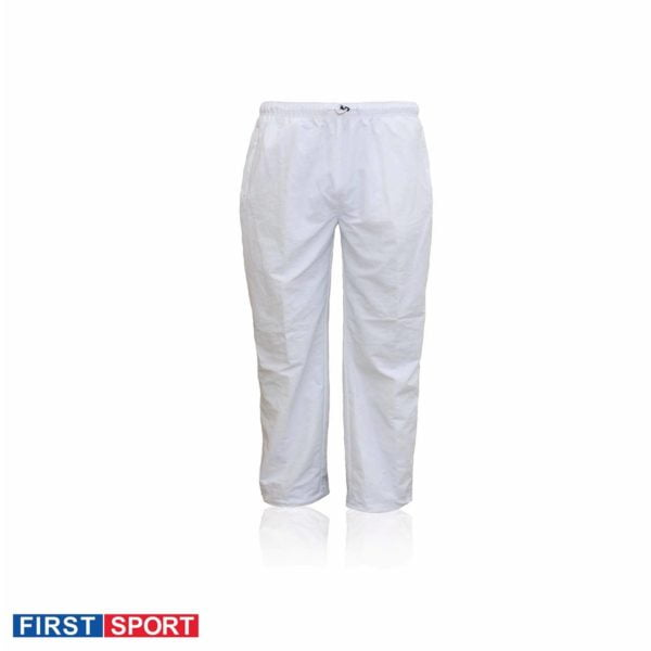 7279674008 – taslon track pants white