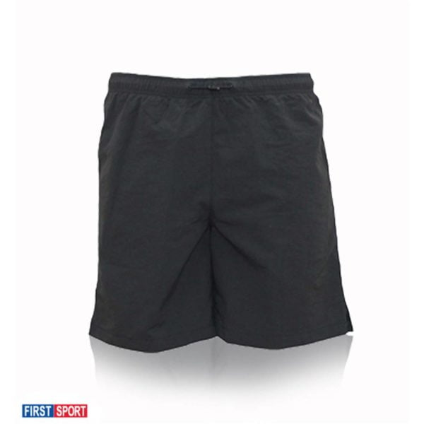7379675002 – taslon shorts charcoal grey