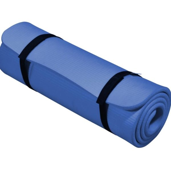Lifeline Exercise Mat Pro Blue Coming Soon Sports And