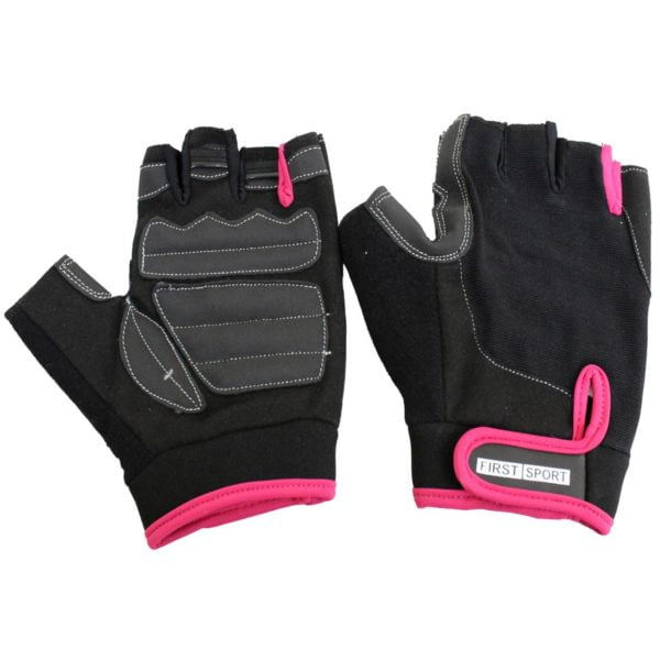Dam Pro Gel Weight Lifting Gloves Gym Body Building Gloves: First Sport Pro Grip Weight Lifting Glove (1290)
