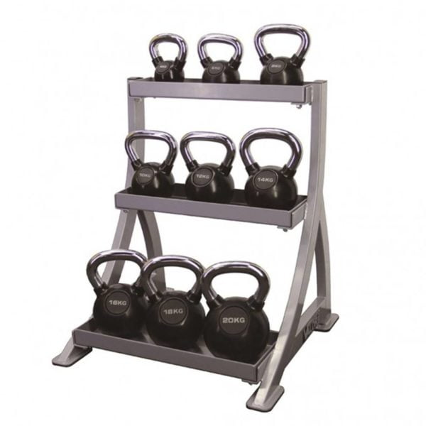 LP8805 3-tier Kettlebell Rack