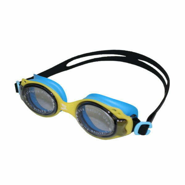 9192027002 – IST S27 Jr Goggle – Blue-Ylw