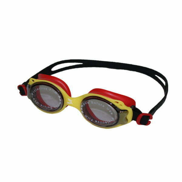 9192027003 – IST S27 Jr Goggle – Red-Ylw
