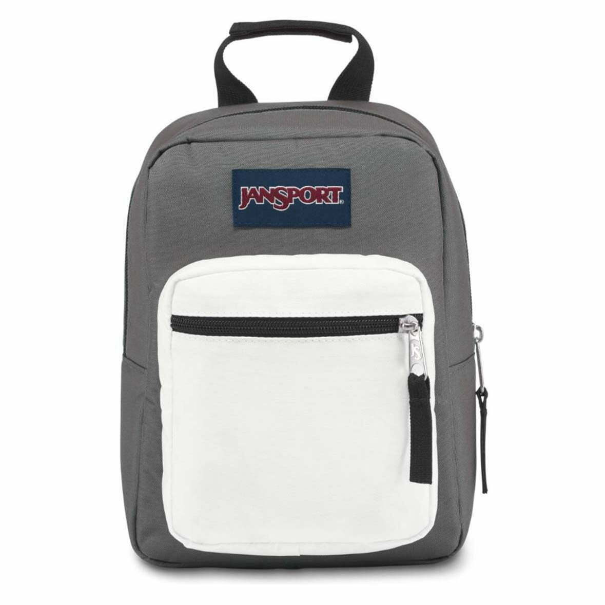 Jansport Break Lunch Bag Grey
