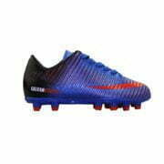 10031123401 – 1234 Soccer Boots Jr – Blue-Black 2