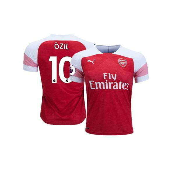 Arsenal Home Ozil 1