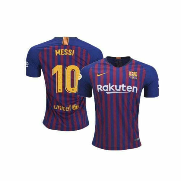 Barcelona Home Messi 1