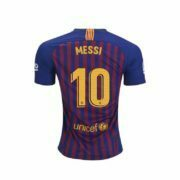 Barcelona Home Messi