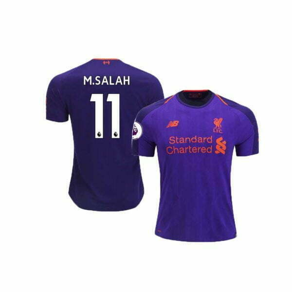 Liverpool Away M. Salah 1