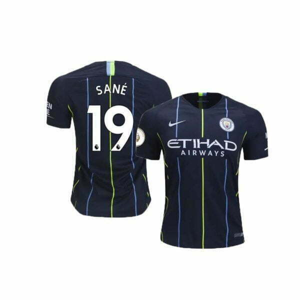 Manchester City Away Sané 1