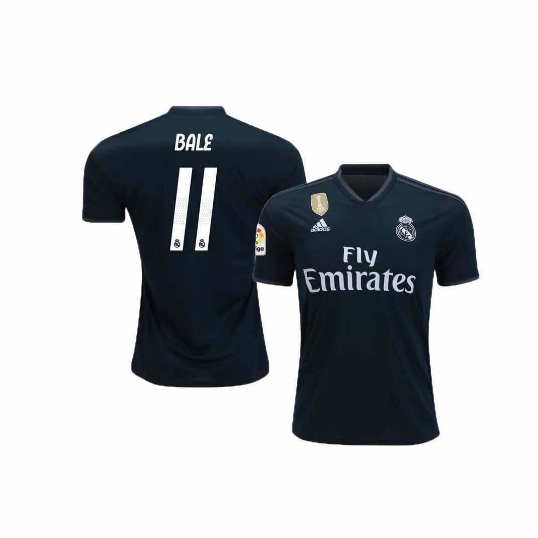 competitive price 58150 7a141 Real Madrid Away Jersey (2018/2019): #11 Bale