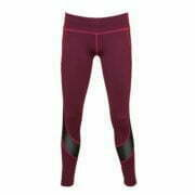 17200084E – Yoga Pants – Red-Black 1