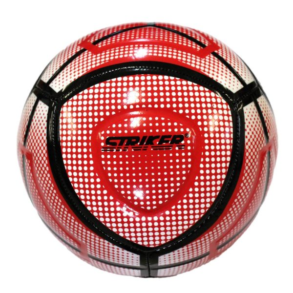 18305102 Striker Football MS5102 – Red.Wht