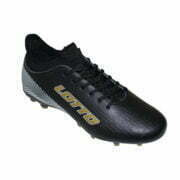 1019050800 – Men Soccer Boots – Black-Gold-Grey 2