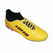 1019050810 – Men Soccer Boots – Yellow-Black-Orange 2