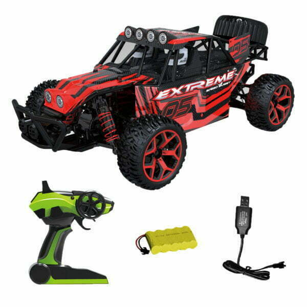 1702000001 – 17GS02B – High Speed Off Road RC Car