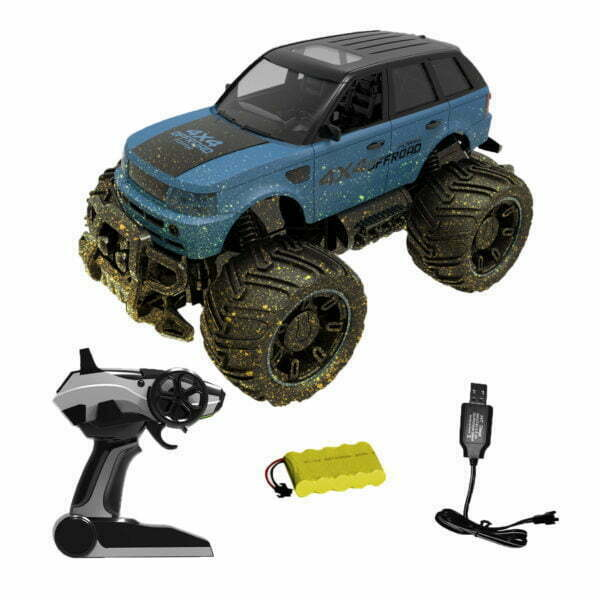 1702000002 – 17MUD02B – Four Channels Off Road RC Car