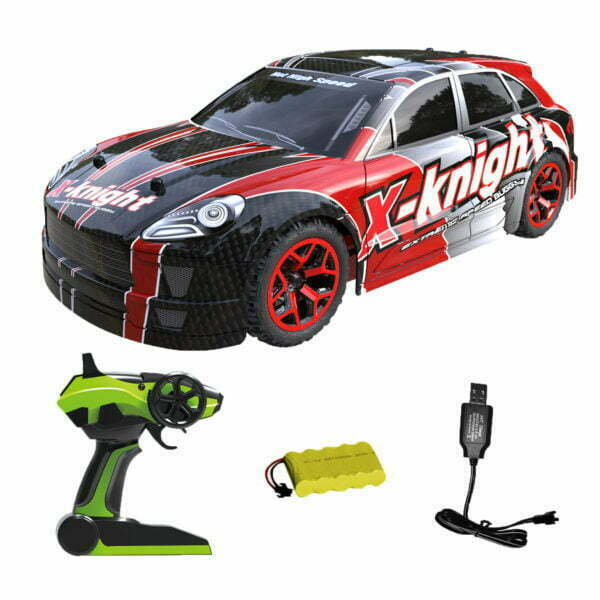1707000001 – 17GS07B – High Speed RC Car