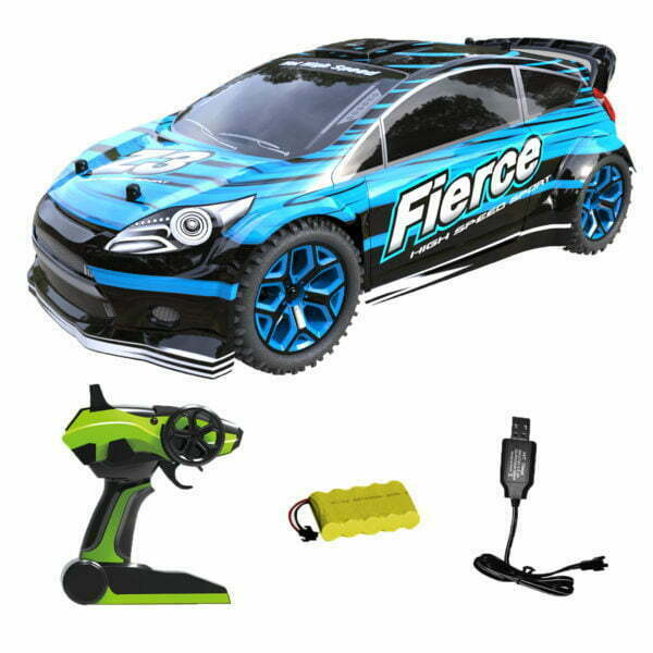 1709000001 – 17GS09B – High Speed RC Car