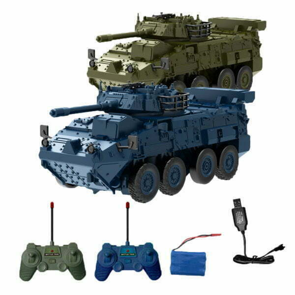 1711000001 – 17TK11 – RC Tank (Two Pack)