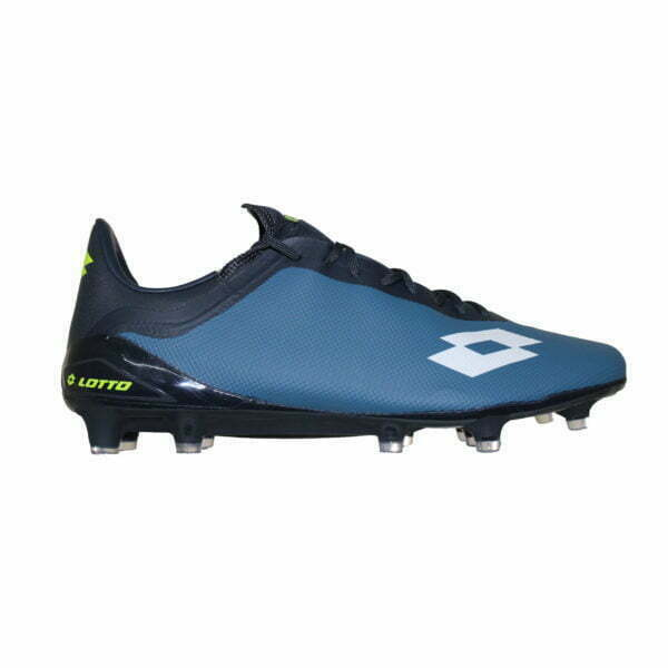 3019050800 – Men Soccer Boots – Blue-Lime-White 1