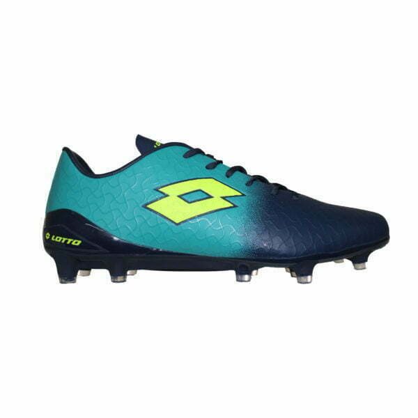 4019050810 – Men Soccer Boots – Navy-Turquoise 1