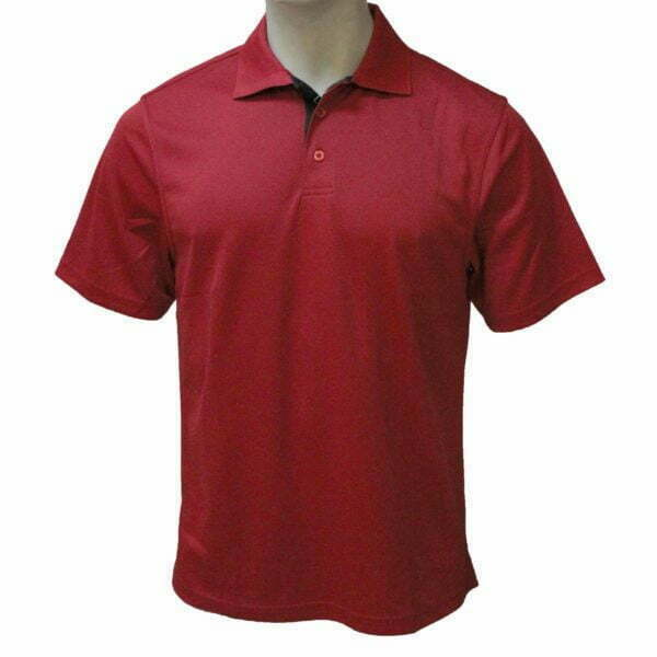 1970000461 – FS004M Dri-Fit Polo N-Red Mn