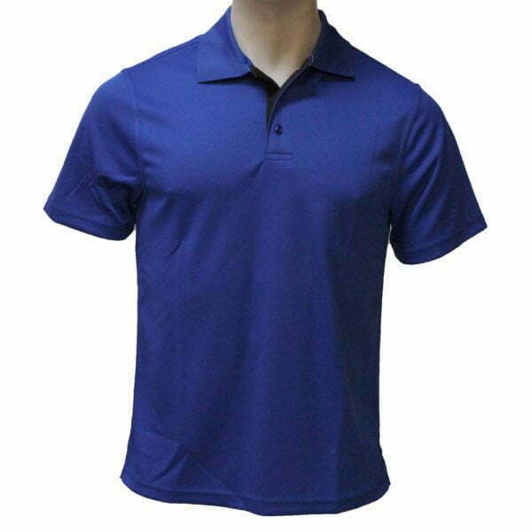 1970000462 – FS004M Dri-Fit Polo R-Blue Mn
