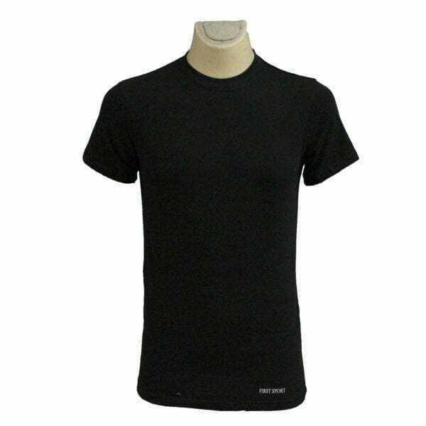 FS1120 – Men R-Neck – Black